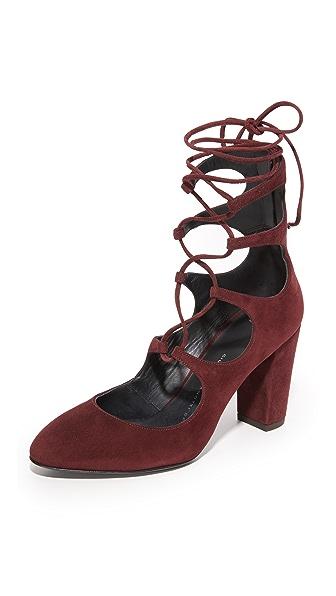 Giuseppe Zanotti Tie Up Heels