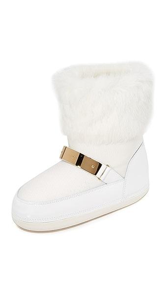 Giuseppe Zanotti Moon Boots - White