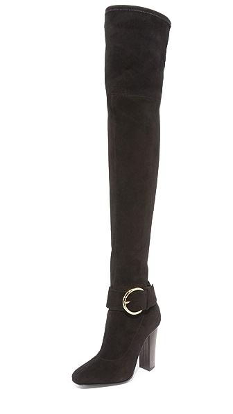 Giuseppe Zanotti Knee High Boots - Nero