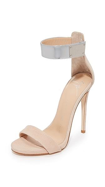 Giuseppe Zanotti Ankle Strap Sandals - Fondontinta