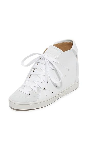 Giuseppe Zanotti Laceup Sneakers - Bianco