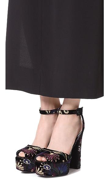 Giuseppe Zanotti Lavinia Sandal Heels
