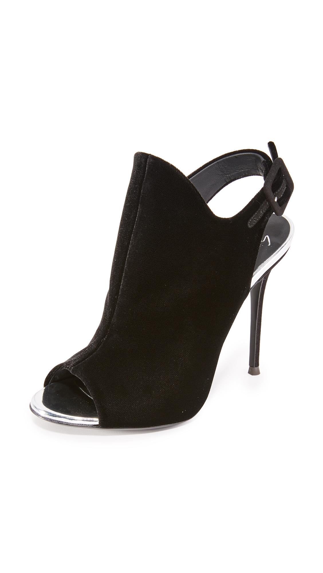 Giuseppe Zanotti Mistico Sandal Heels - Nero