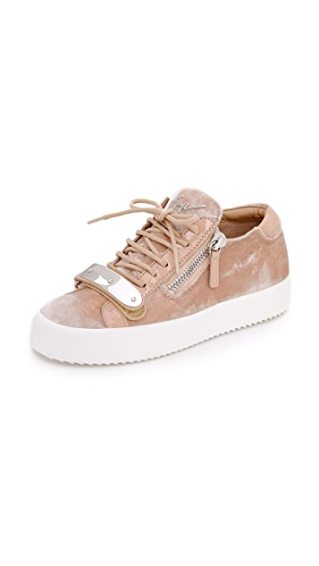 Giuseppe Zanotti Maylondonmoc Sneakers