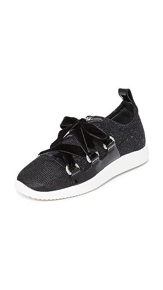 Giuseppe Zanotti Singles Sneakers - Nero