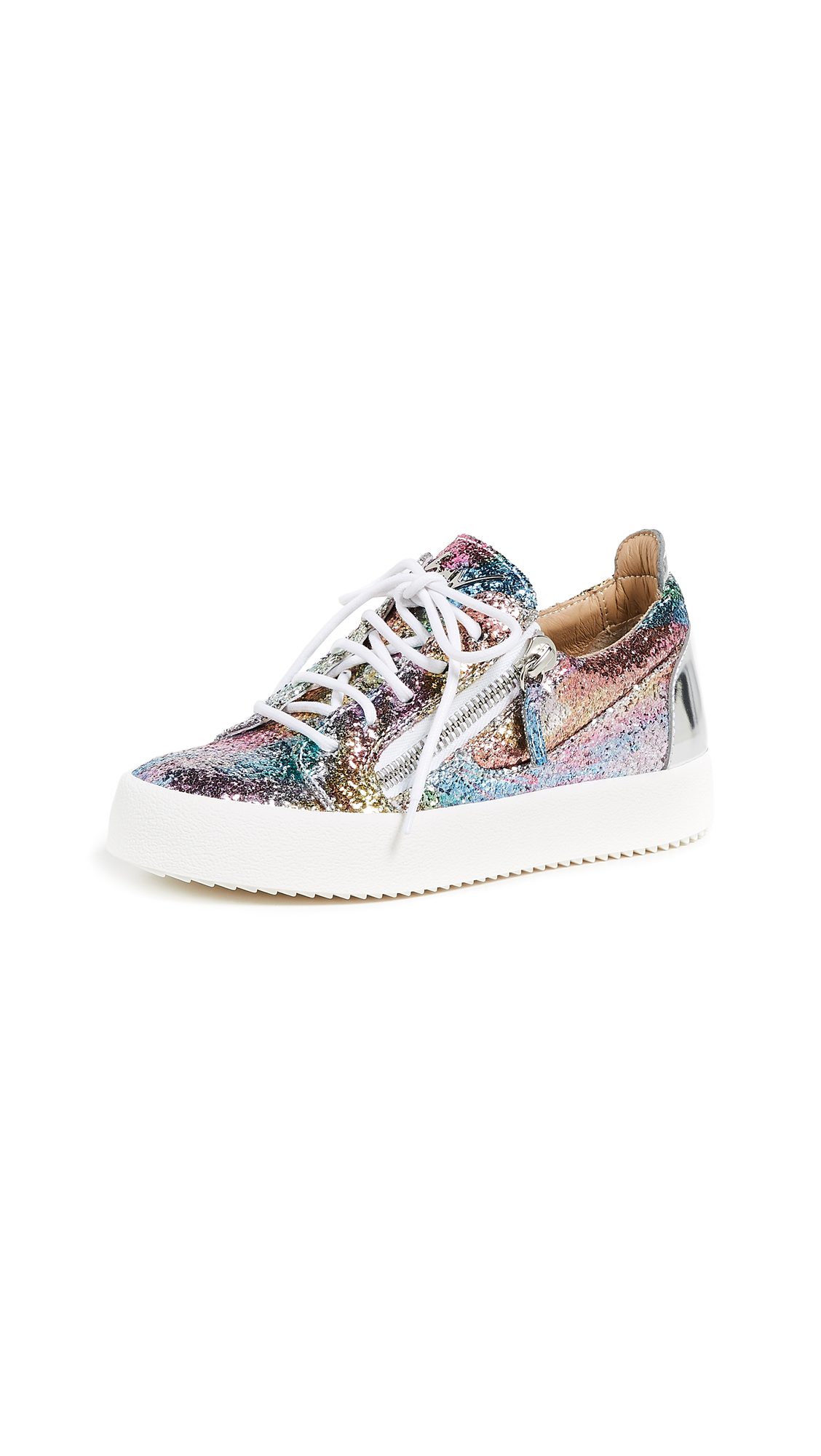 Giuseppe Zanotti May Zip Sneakers - Multi