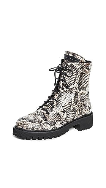 Giuseppe Zanotti Combat 25 Boots