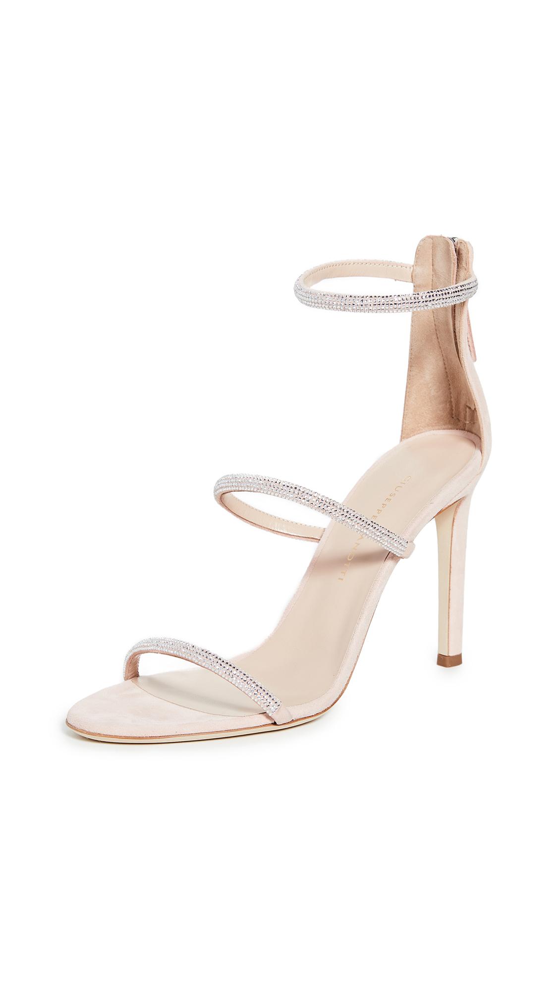 Buy Giuseppe Zanotti online - photo of Giuseppe Zanotti Basic Sandals 105mm