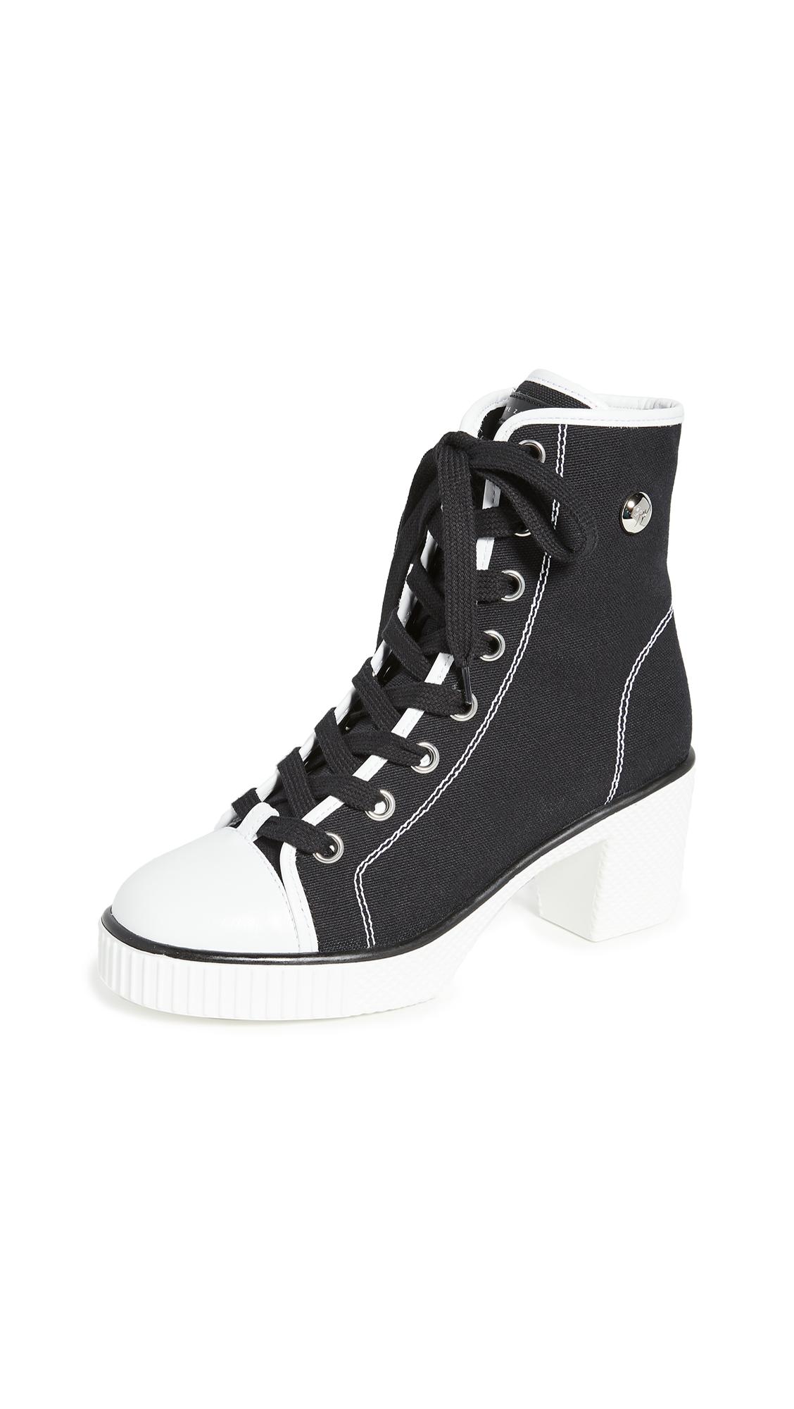 Buy Giuseppe Zanotti online - photo of Giuseppe Zanotti Nidir 50mm Sneakers