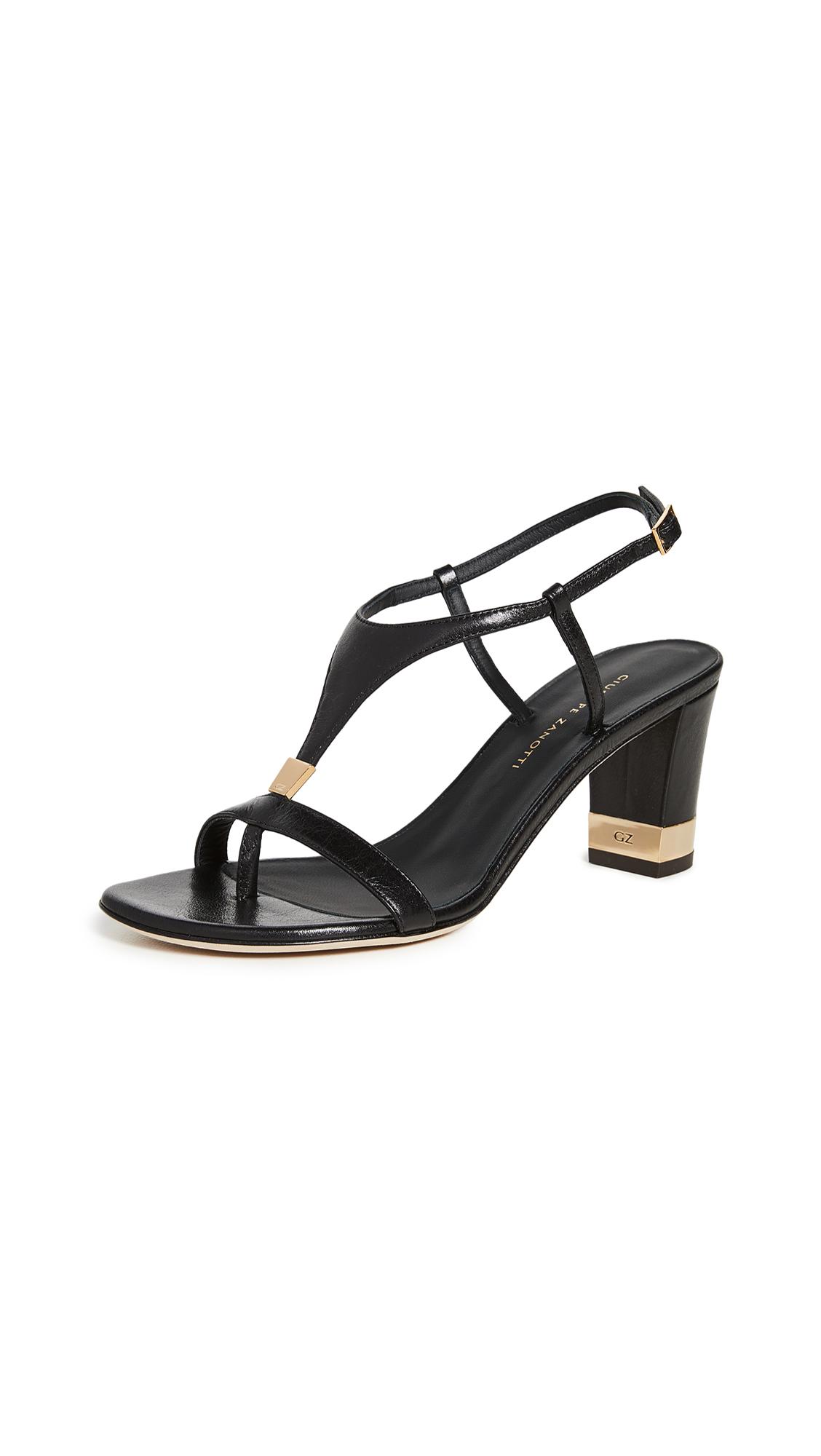 Buy Giuseppe Zanotti Helmut 105 Sandals online, shop Giuseppe Zanotti