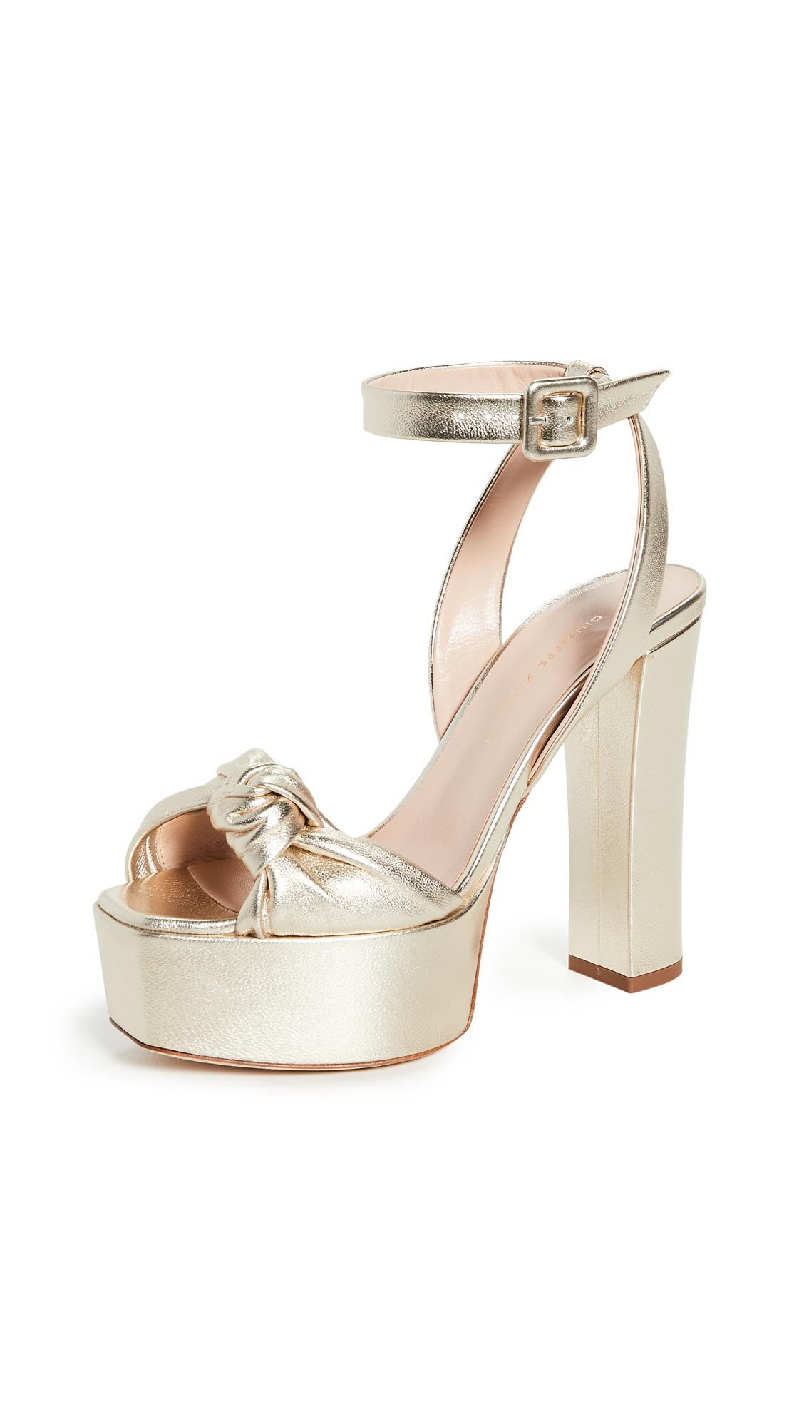 Buy Giuseppe Zanotti online - photo of Giuseppe Zanotti Lav 80 Sandals