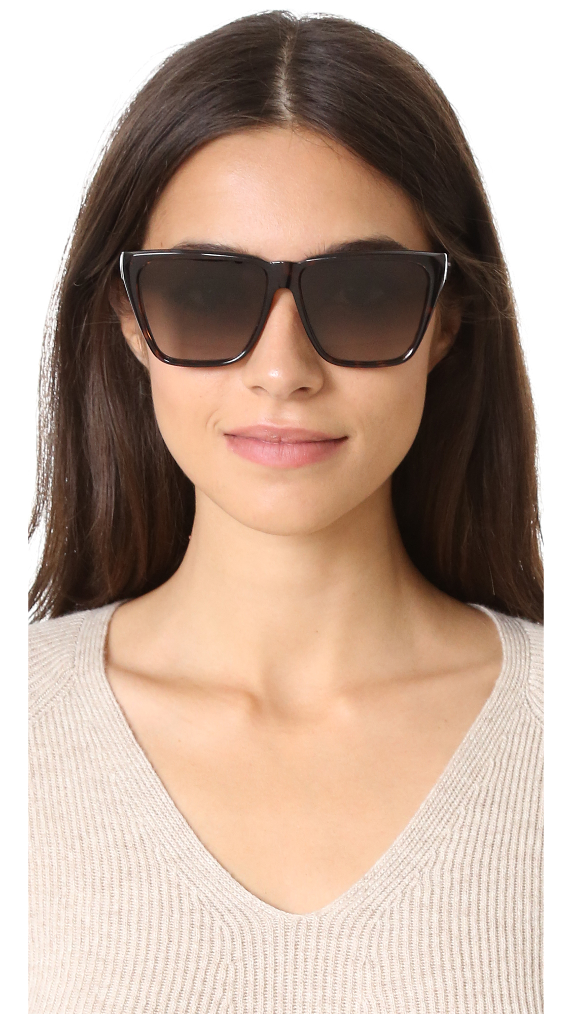 11a7528b061 Givenchy Flat Top Sunglasses