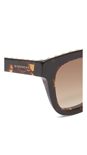 Givenchy Studded Sunglasses