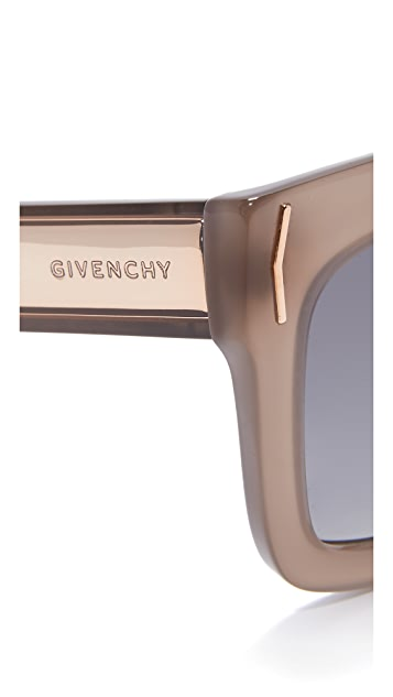 Givenchy Square Sunglasses