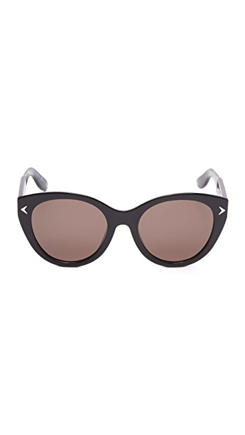 Givenchy Cat Eye Special Fit Sunglasses