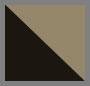 черный/коричневый
