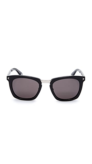 Givenchy Universal Fit Star Square Sunglasses