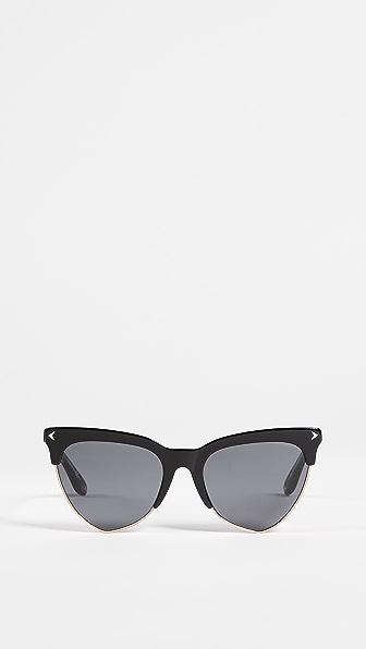 Givenchy Teardrop Sunglasses