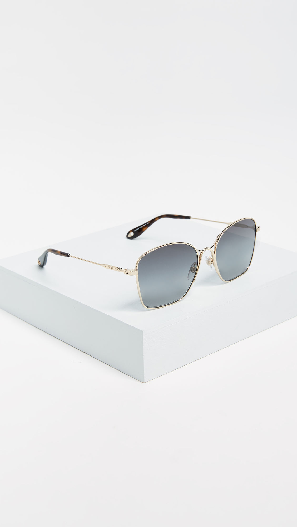 Square-frame metal sunglasses Givenchy oiT8rn2fXL
