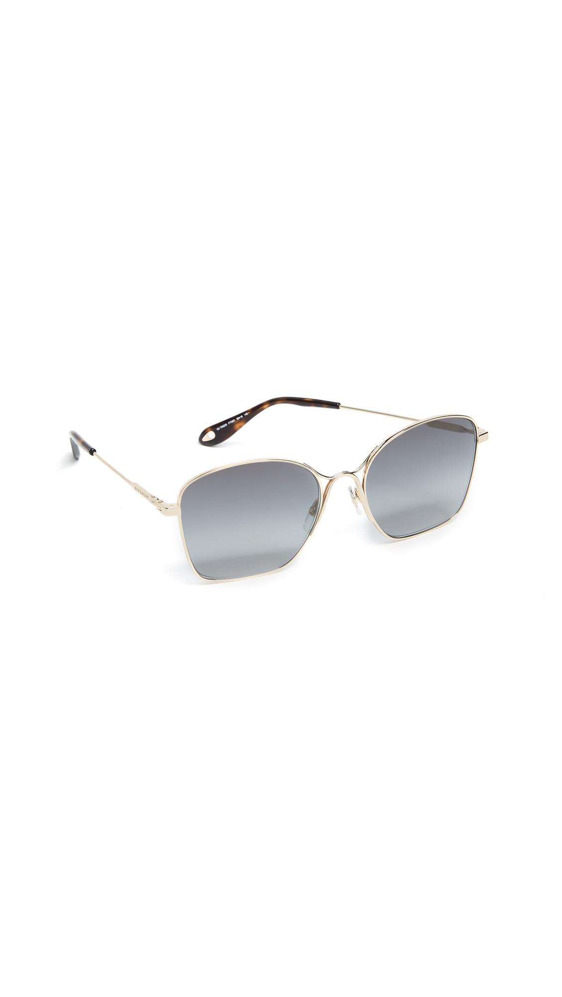 Square-frame metal sunglasses Givenchy RScjdg5bHY