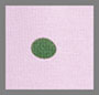 Сиреневый зеленый горошек
