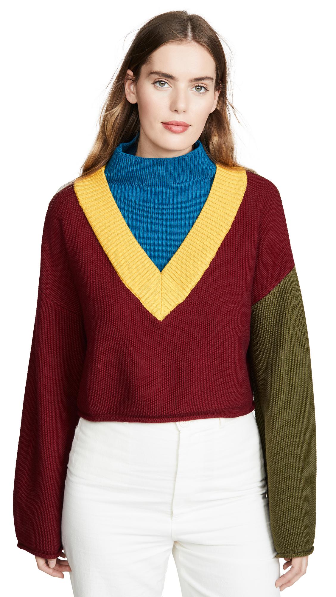 Buy Victor Glemaud online - photo of Victor Glemaud Mock Turtleneck Sweater