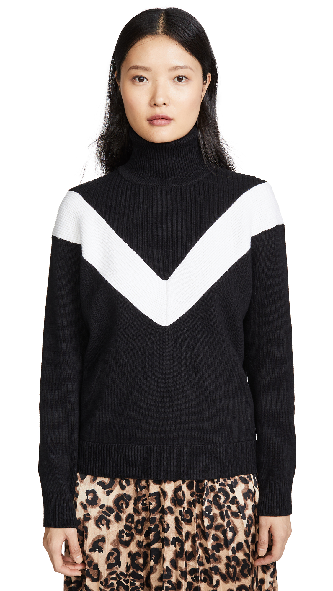 Buy Victor Glemaud online - photo of Victor Glemaud Turtleneck Pull Over