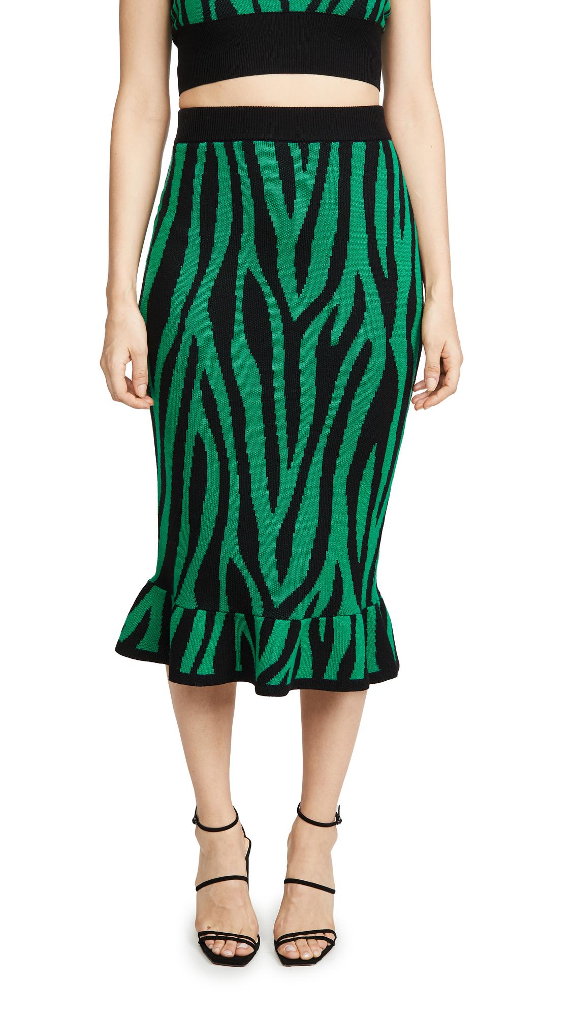 Buy Victor Glemaud online - photo of Victor Glemaud Wool Long Skirt