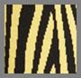 желтый и черный принт