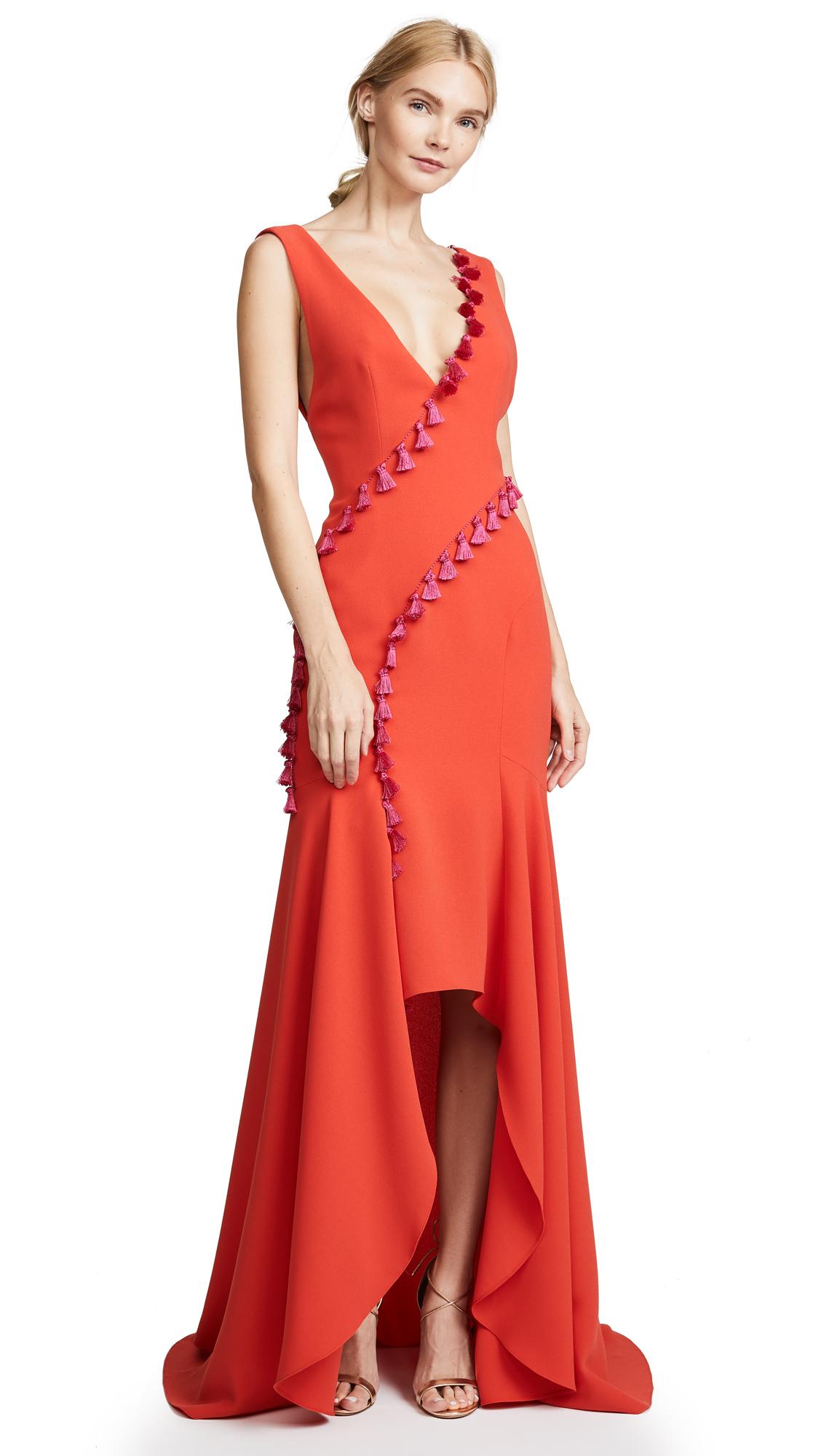 Galvan London Cuzco Dress