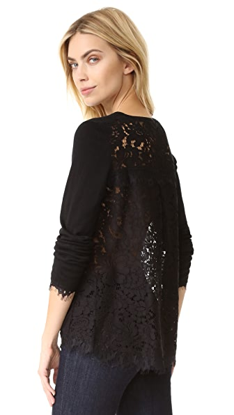 Generation Love Marjorie Lace Top