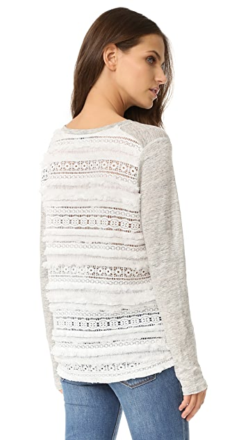 Generation Love Joplin Lace Back Top