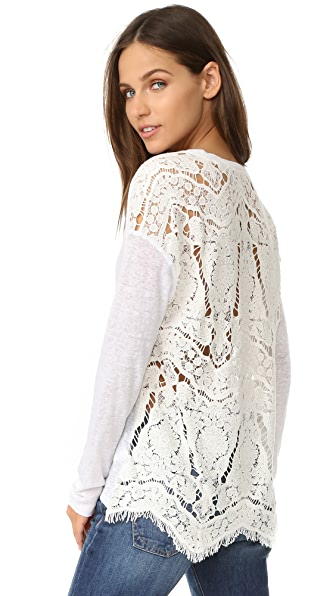 Generation Love Nyla Lace Back Top