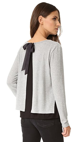 Generation Love Major Double Layer Sweater