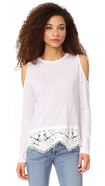 Generation Love Angela Cold Shoulder Long Sleeve