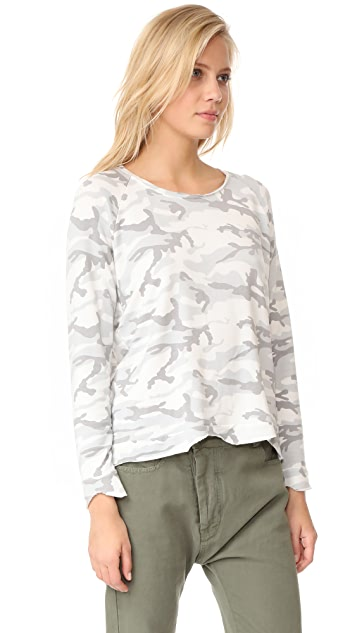 Generation Love Leif Camo Sweatshirt