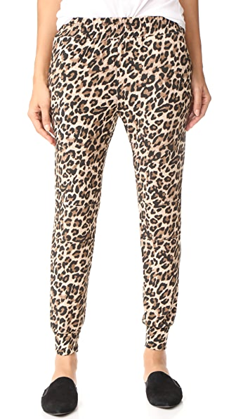 Generation Love Piper Leopard Sweatpants - Leopard
