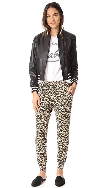Generation Love Piper Leopard Sweatpants