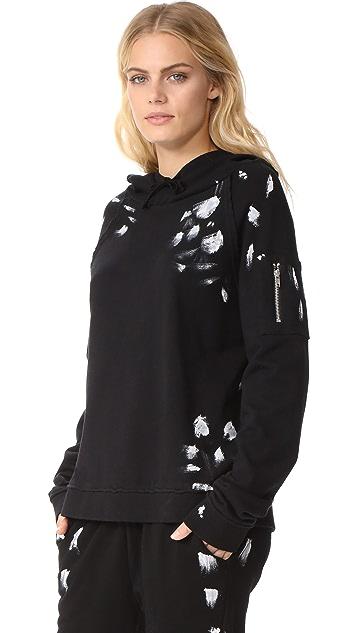 Generation Love Lindsay Paint Smudge Sweatshirt