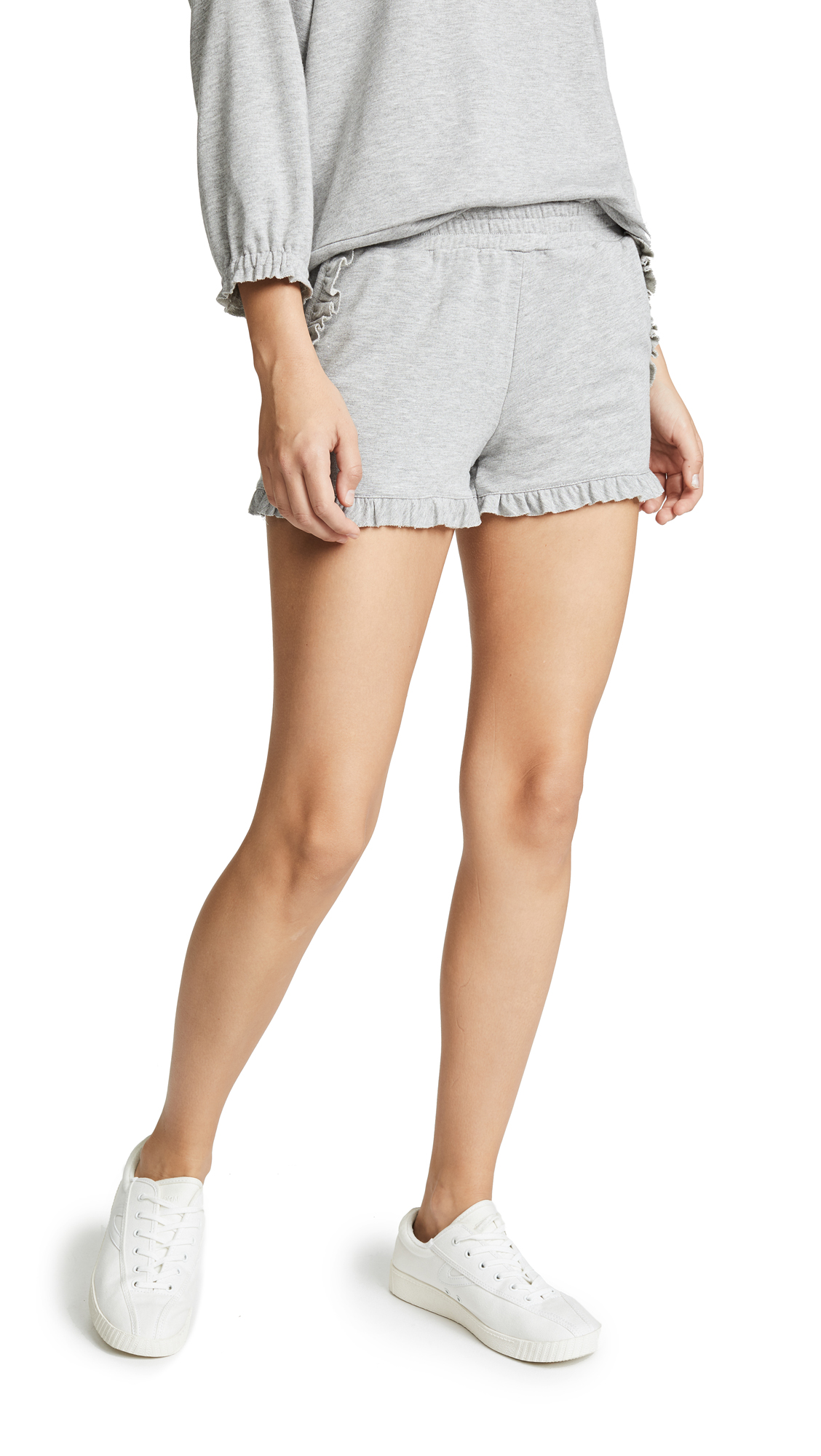 Generation Love Chloe Ruffle Shorts