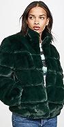 Generation Love Jodi Faux Fur Jacket