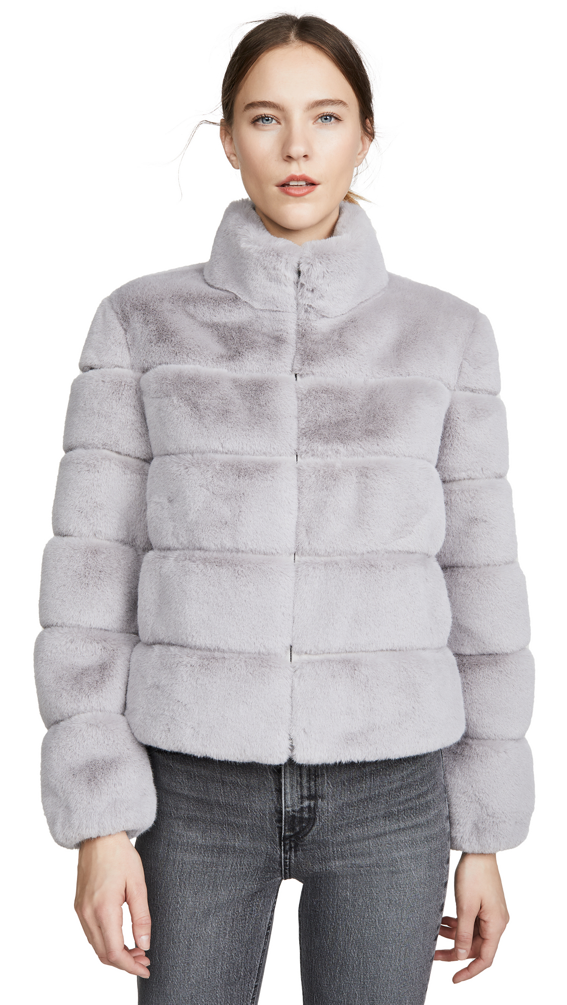 Buy Generation Love online - photo of Generation Love Jodi Faux Fur Jacket