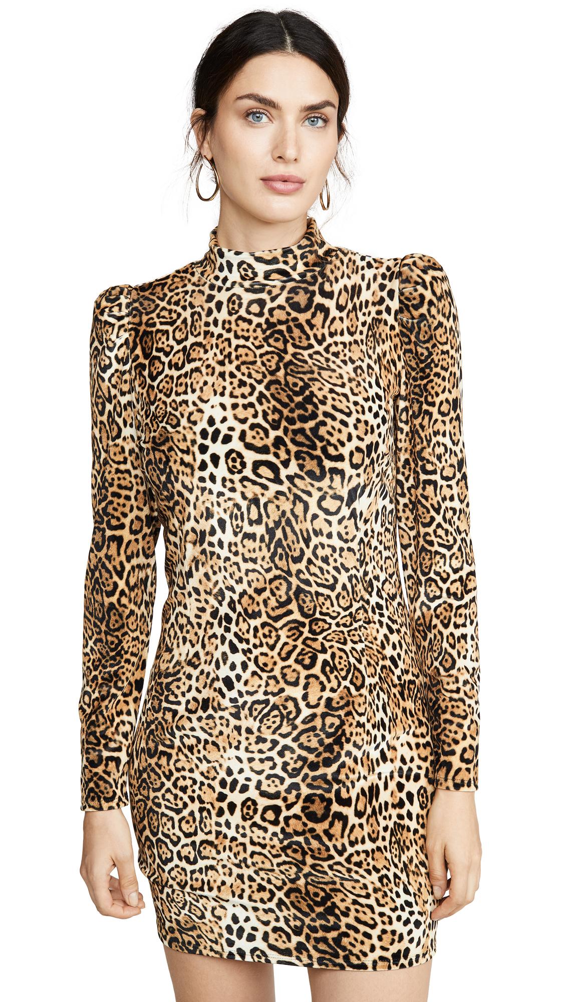 Buy Generation Love online - photo of Generation Love Adeline Leopard Dress