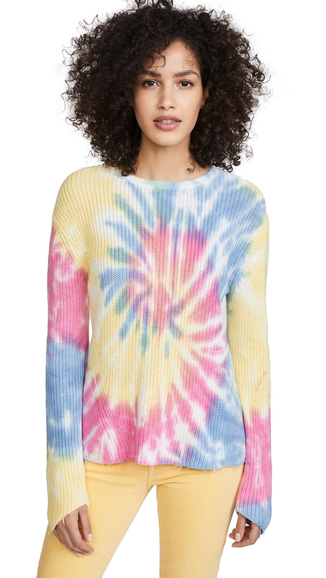 Buy Generation Love online - photo of Generation Love Eloise Tie Dye Pullover