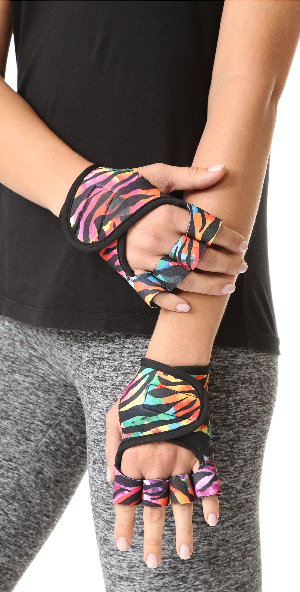 G-Loves Welcome to the Jungle Workout Gloves