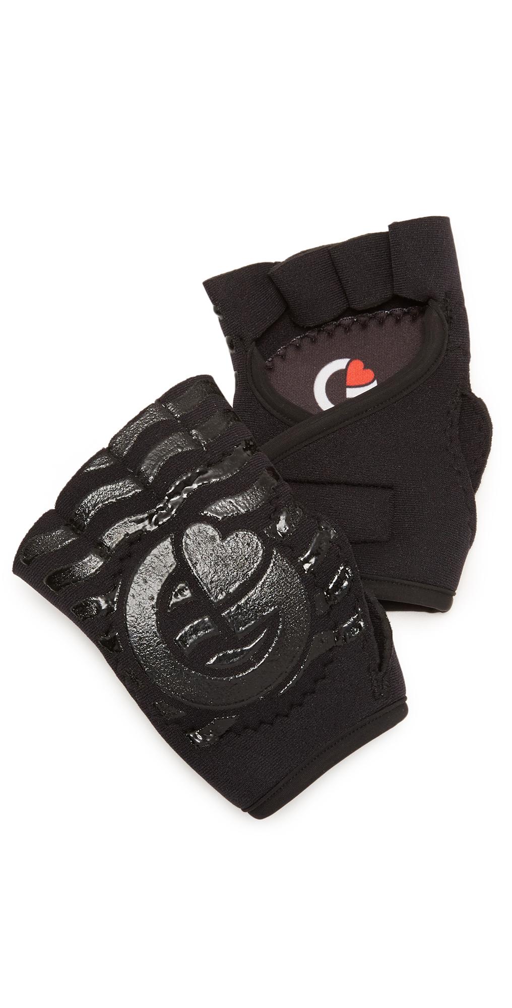 Back to Black Workout Gloves G-Loves
