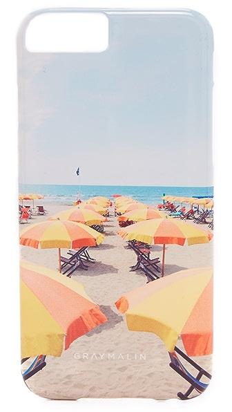 Gray Malin Rivabella Umbrellas iPhone 6 / 6s Case