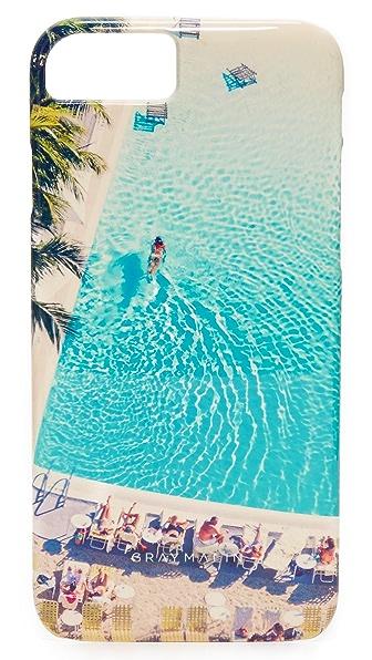 Gray Malin Swimming Pool iPhone 7 Case