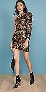 Giuseppe di Morabito One Shoulder Mini Dress