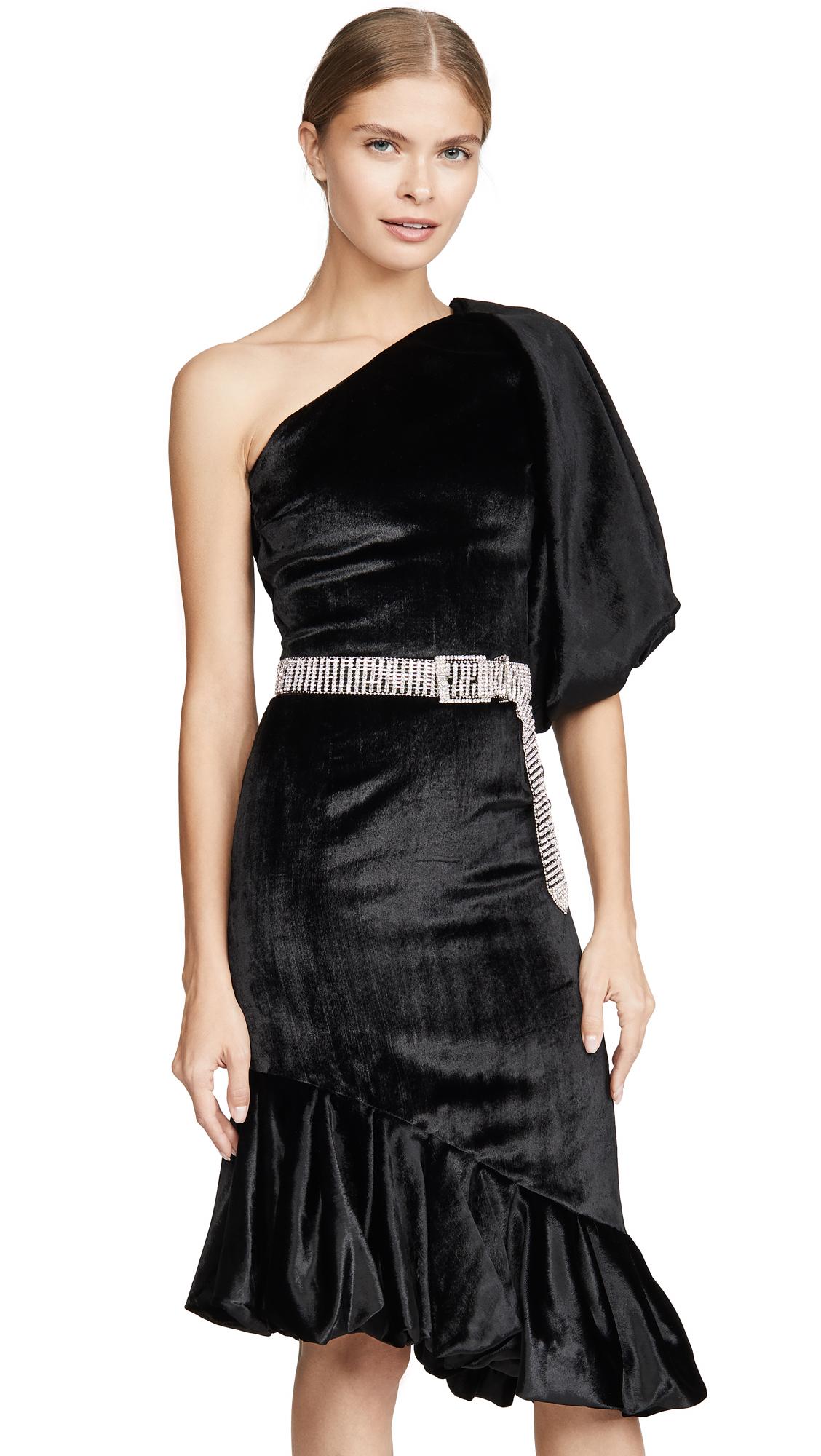 Buy Giuseppe di Morabito One Shoulder Midi Dress online beautiful Giuseppe di Morabito Clothing, Dresses